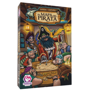 """Caja de """"El Mapa del Pirata"""""""