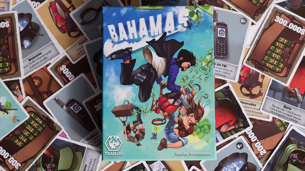 juego de mesa Bahamas