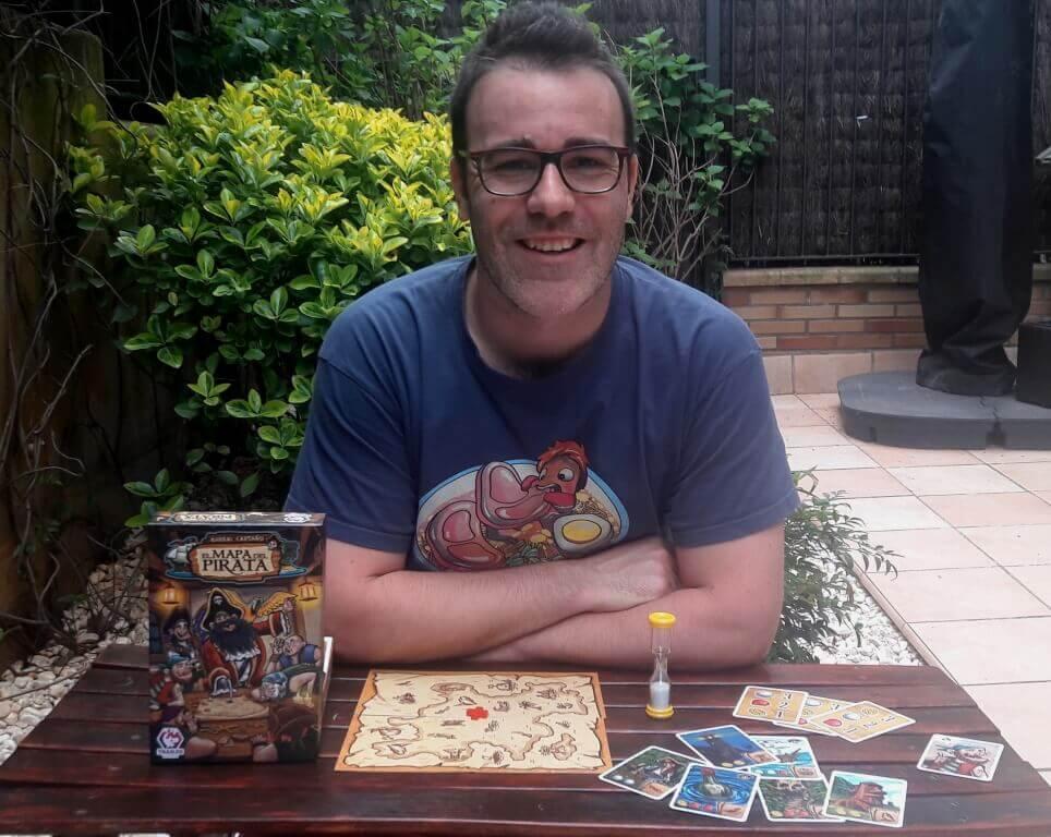 Entrevista a Eugeni Castaño autor de juegos de mesa