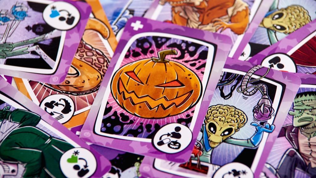 cartas de Virus! Halloween
