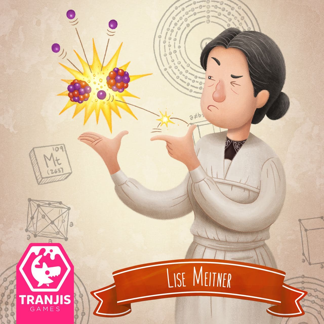 científica Nobel Run juego Tranjis Games