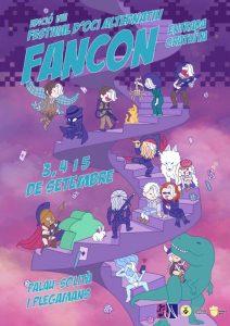 cartel FanCon BCN 2021